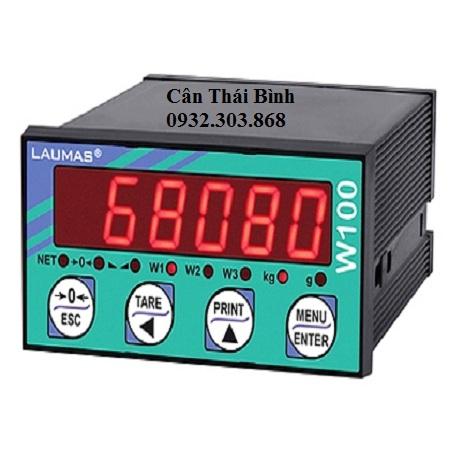 Bộ phận hiển thị cân điện tử Laumas W100