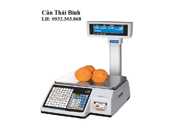 Cân in tem nhãn CAS CL 5200 15kg-30kg