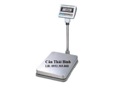 Cân Bàn Điện Tử CAS DB-II 150kg (LCD)