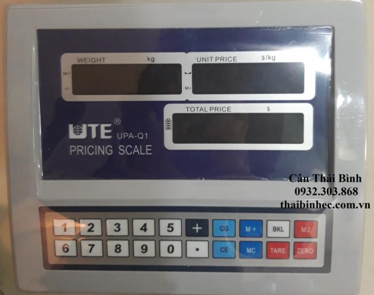 Đầu cân UTE UPA – Q1