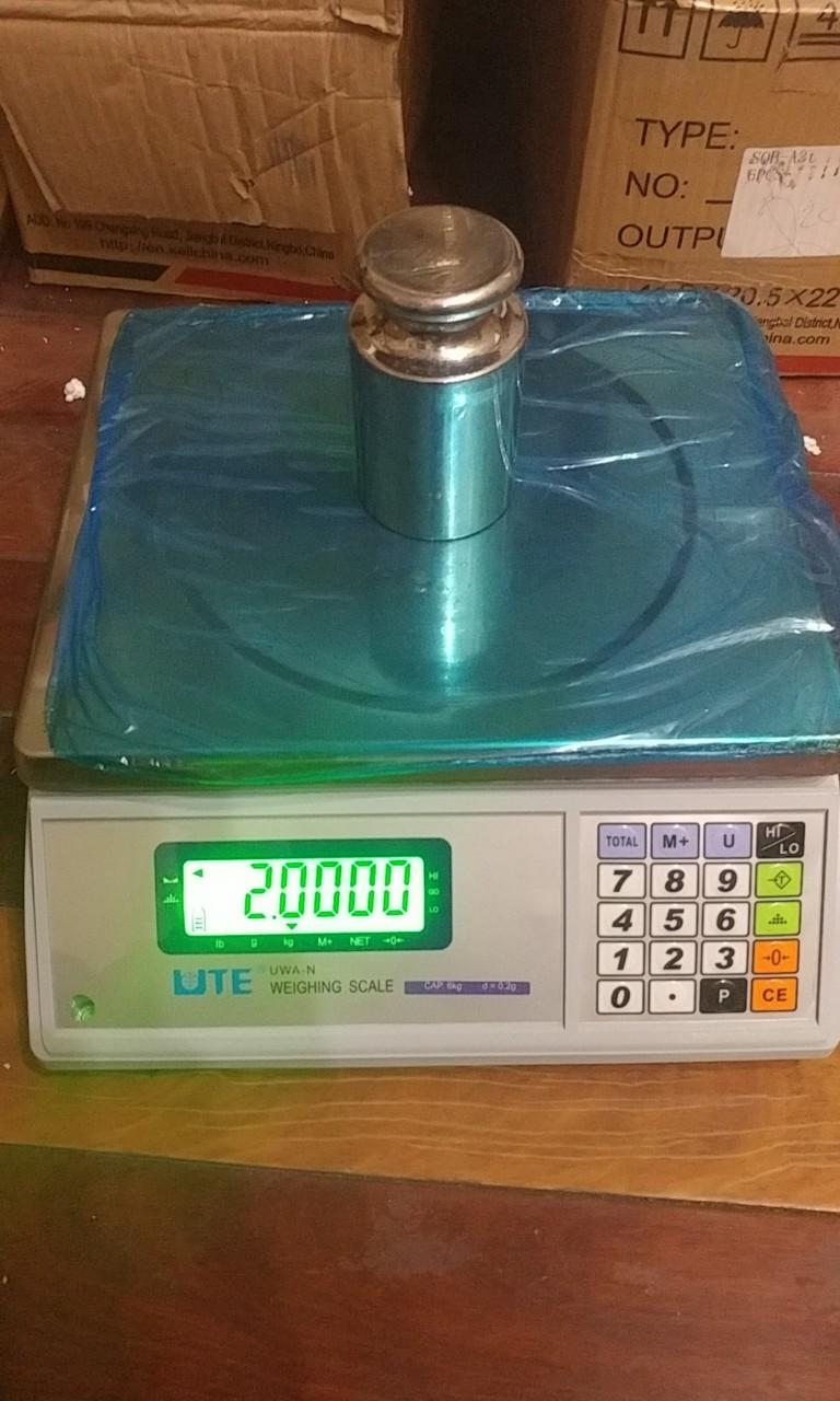 Cân điện tử UTE UWA-N 30kg RS232