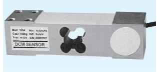 Loadcell 1664 BCM SENSOR 100kg, 200kg, 300kg, 500kg