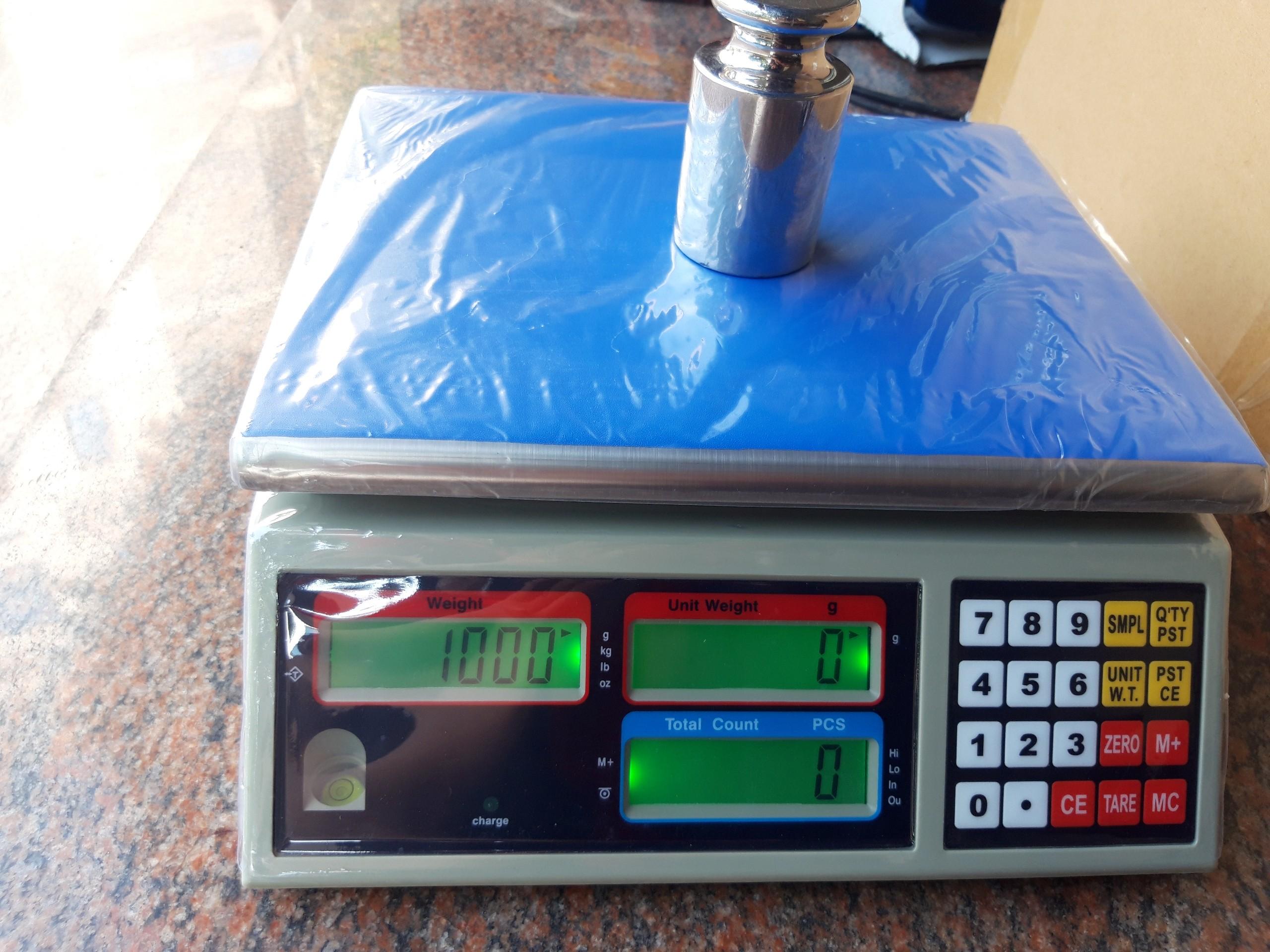 Cân đếm điện tử   ALC VIBRA SHINKO 30kg x 1g